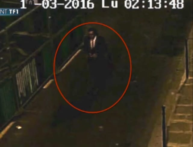 More Surveillance Footage