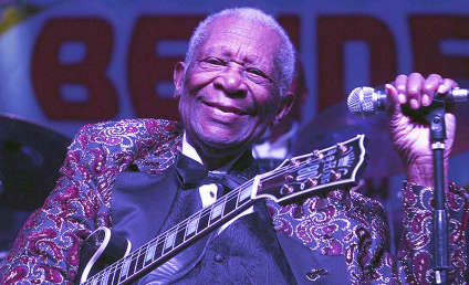 B.B. King: Daughters Didn't Get to Say Goodbye?
