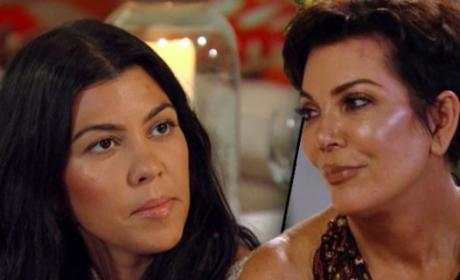 Kourtney Kardashian: I'm Not Dating ANYONE!
