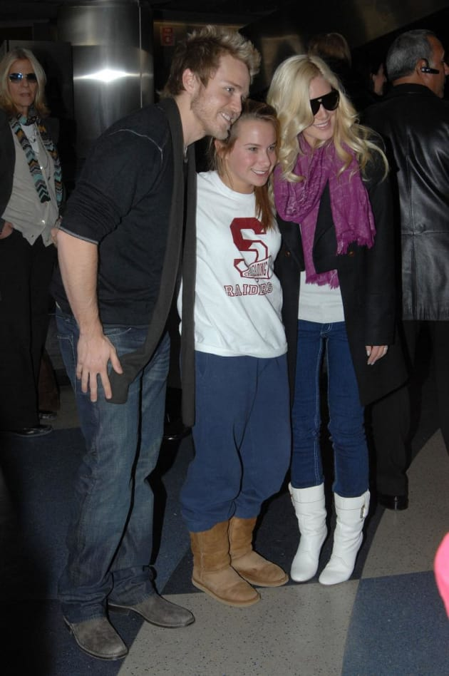 Heidi Montag and Spencer Pratt Fan!