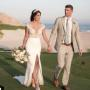 Nicole Johnson and Michael Phelps Wedding Pic