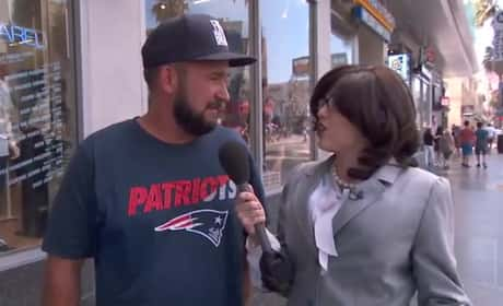 Miley Cyrus Goes Undercover, Asks People About Miley Cyrus