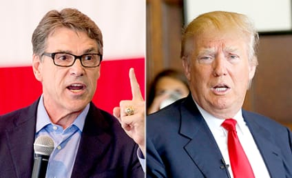 """Rick Perry Slams Donald Trump as """"Cancer on Conservatism"""""""