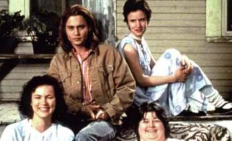 Darlene Cates in What's Eating Gilbert Grape