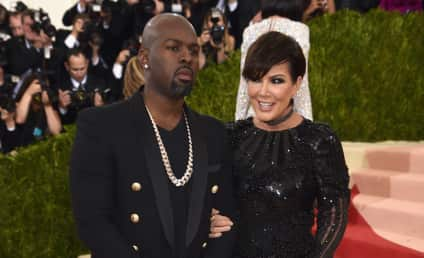 Kris Jenner and Corey Gamble: Is It Over?!?