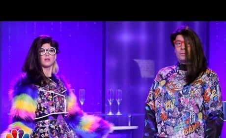 Jennifer Lawrence and Jimmy Fallon Dance for Fake Infomercial