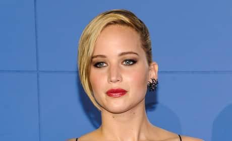Jennifer Lawrence at X-Men Premiere