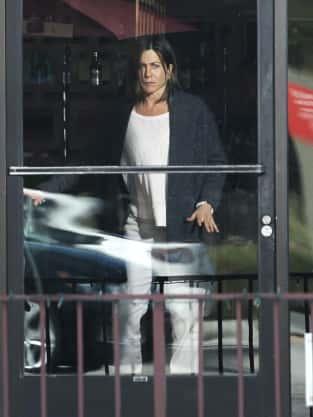 Jennifer Aniston Baby Bump Photo?