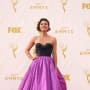 Maggie Gyllenhaal at the Emmys