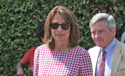 Carole Middleton: Did Kate Middleton's Mom Get Drunk at Rugby Match?