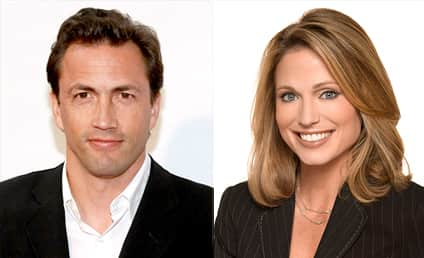 Andrew Shue and Amy Robach: Married!