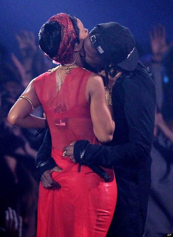 Rihanna, A$AP Rocky