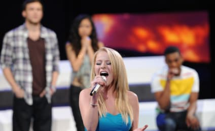 Hollie Cavanagh on American Idol Elimination: No Complaints!