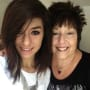 Christina Grimmie and Tina Grimmie