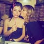 Taylor Swift Kisses Lorde