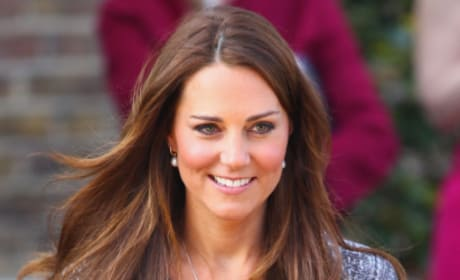 Kate Middleton Pregnancy Photo