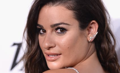 Lea Michele to Jennifer Lopez: Oh Yeah? Check Out MY Ass!