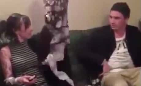 Did these dudes go too far humiliating their GF?