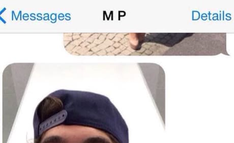 Michael Phelps-Keshia Miller Text