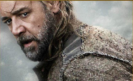 Russell Crowe as Noah: New Character Pics!