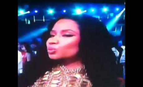 Nicki Minaj Disses Iggy Azalea