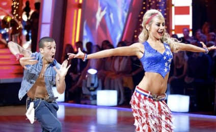 Dancing With the Stars Power Poll: Hines on Top