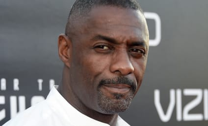 Idris Elba Ain't Dating Madonna, Motherf-ckers!