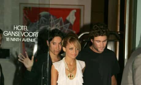 Nicole Richie And Brody Jenner Photo