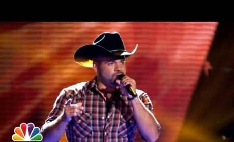 Justin Chain - She's Country (The Voice)
