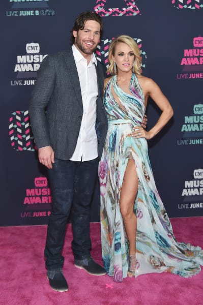 Carrie Underwood and Husband