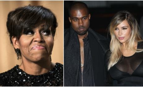 Kim Kardashian: More Influential Than Michelle Obama?