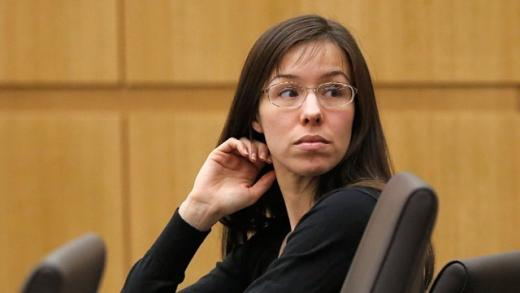 Jodi Arias in Court