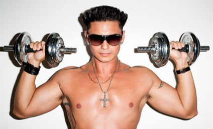 The Men of Jersey Shore: Tanned and Toned