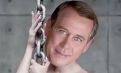 "John Boehner Featured, Mocked in Latest ""Wrecking Ball"" Parody"