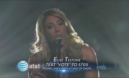 Elise Testone Takes us to Vienna on American Idol