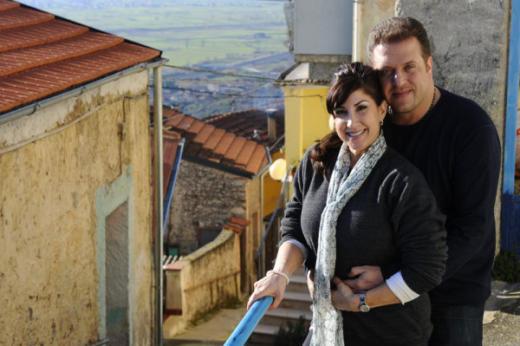 Jaqueline Laurita and Husband