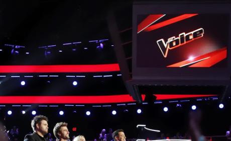 Voice Finals Photo