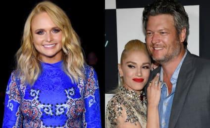 Miranda Lambert: Jealous of Gwen and Blake! Drinking Her Pain Away! [Report]