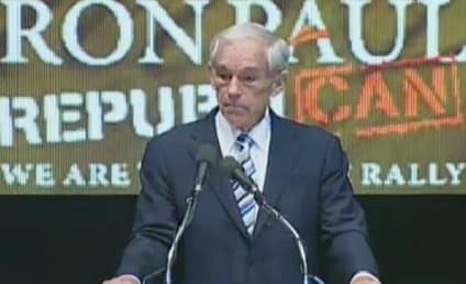 Ron Paul, Snubbed By RNC, Ends Presidential Campaign With Rally in Tampa