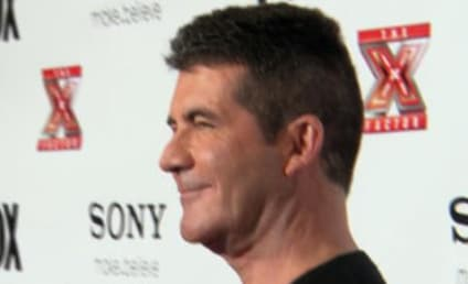 Simon Cowell: Proud to Be a Dad!
