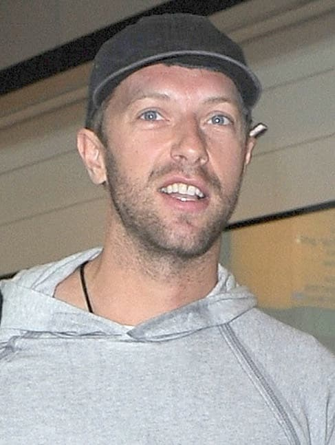 Chris Martin Image