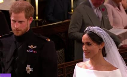 Prince Harry and Meghan Markle: Watch Them Exchange Vows!