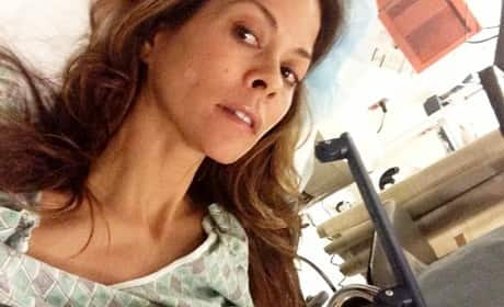 Brooke Burke, Cancer Treatment