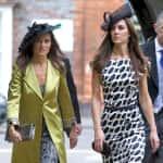Pippa Middleton and Kate Middleton Fashion