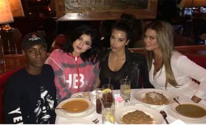 Kim Kardashian to Kylie Jenner: Keep Carbs Away From Me!