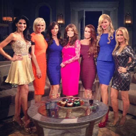 RHOBH Reunion Cast Photo