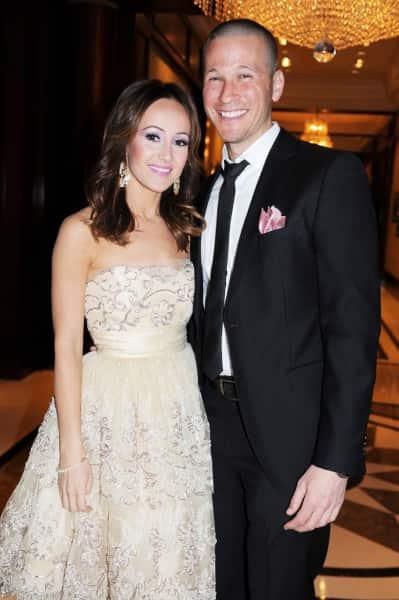 Ashley Hebert and JP Rosenbaum Picture