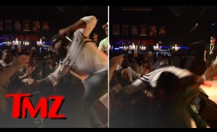 50 Cent PUNCHES Female Fan During Concert!!!