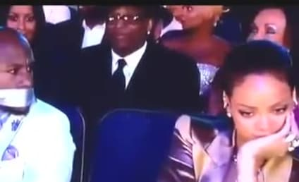 "Rihanna & Floyd Mayweather's Domestic Violence ""Joke"": Did the BET Awards Go to Far?"