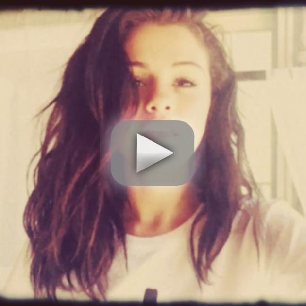 Selena Gomez Accepts Ice Bucket Challenge